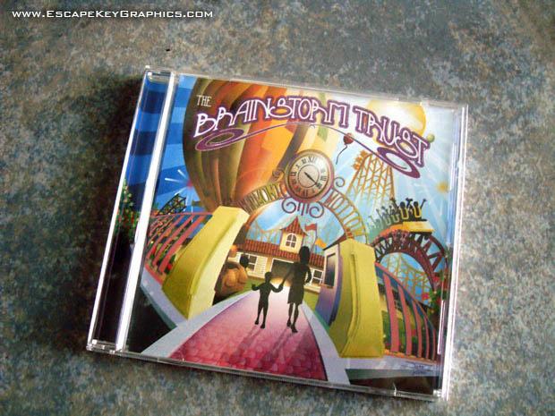 CD illustration