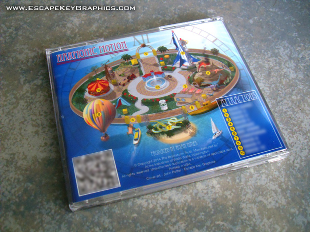 CD card illustration