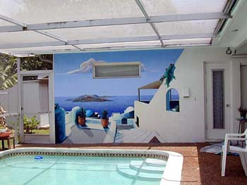 The Painting of a Mural