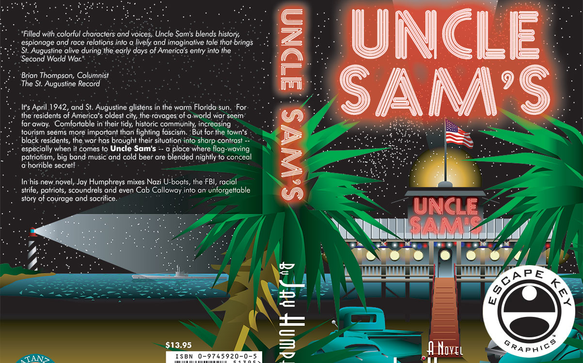 Update to Uncle Sam's cover