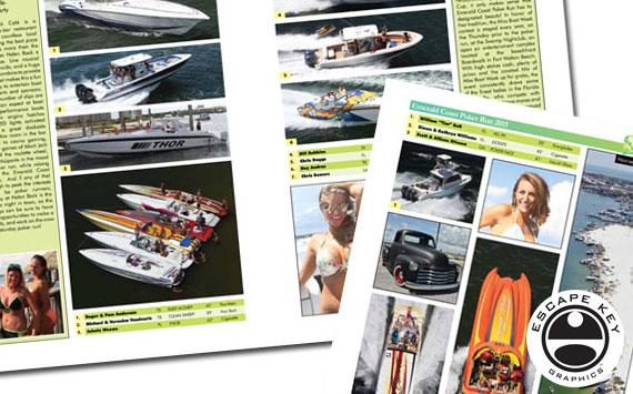 Magazine Page Layout