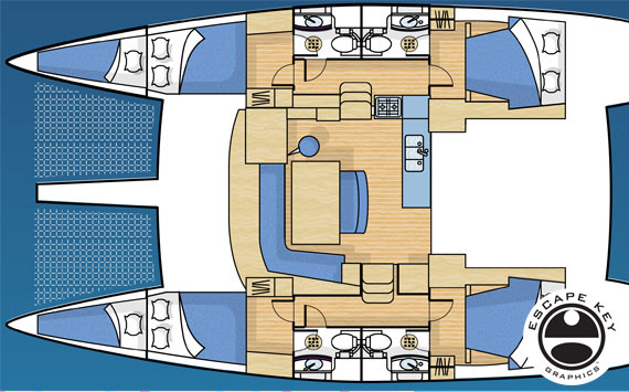 Yacht Layouts