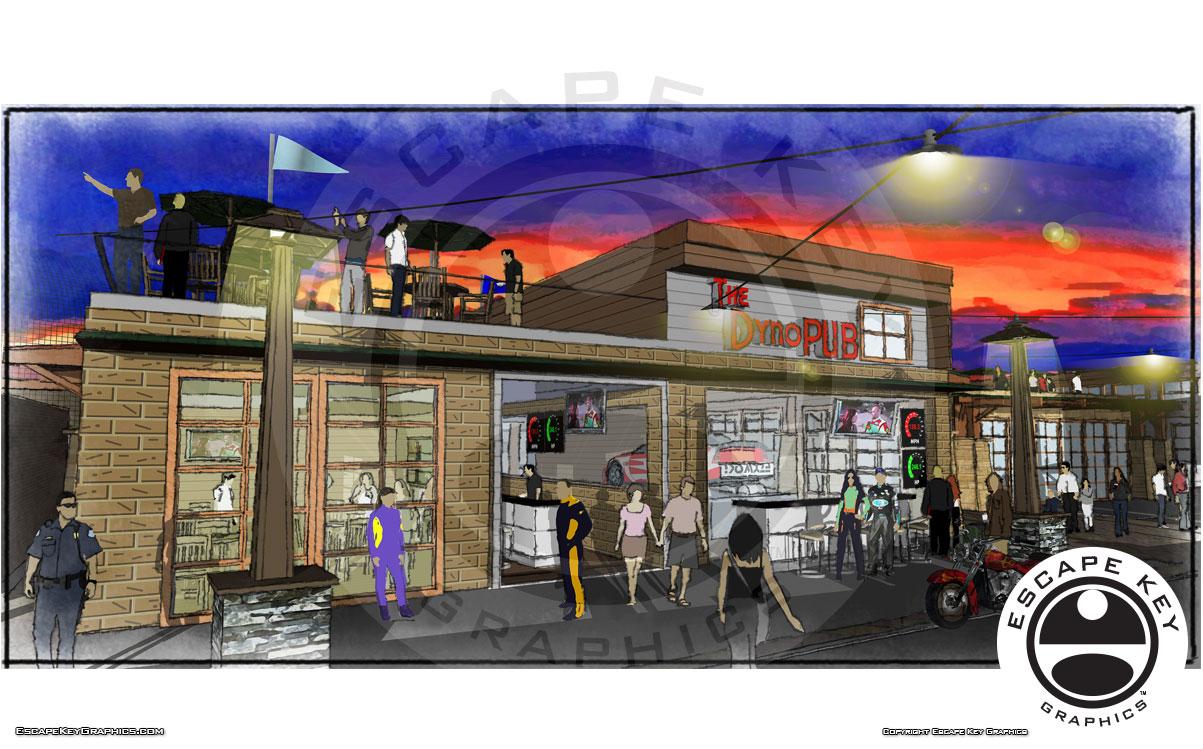 City Planning Renderings