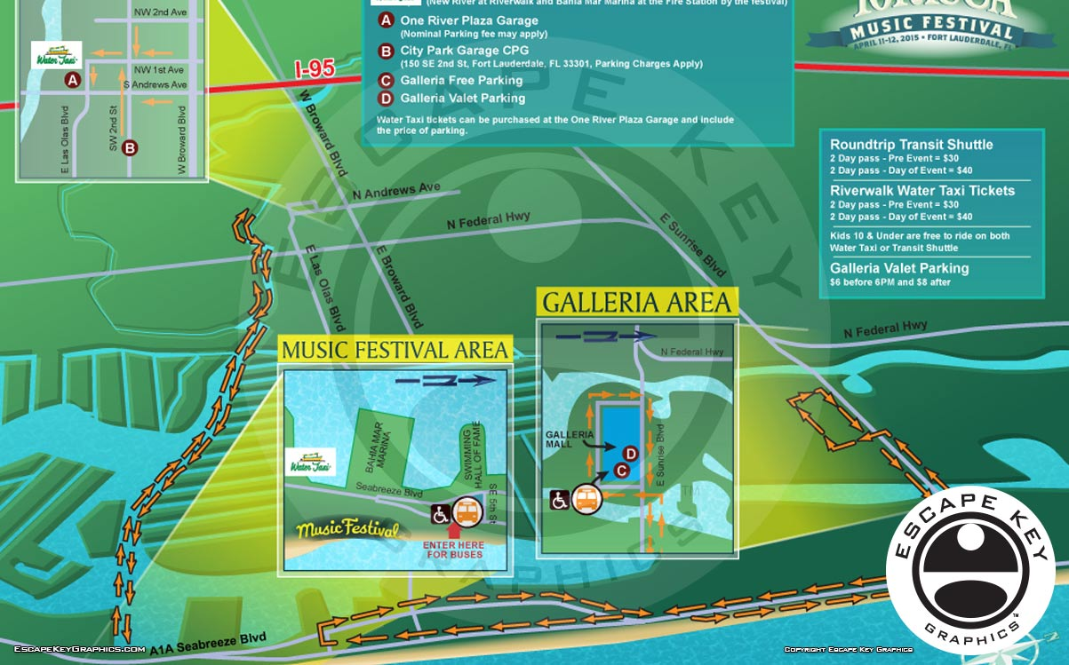 Transit and Transportation Maps