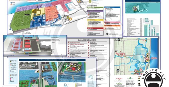 Maps and Signs for FLIBS 2019
