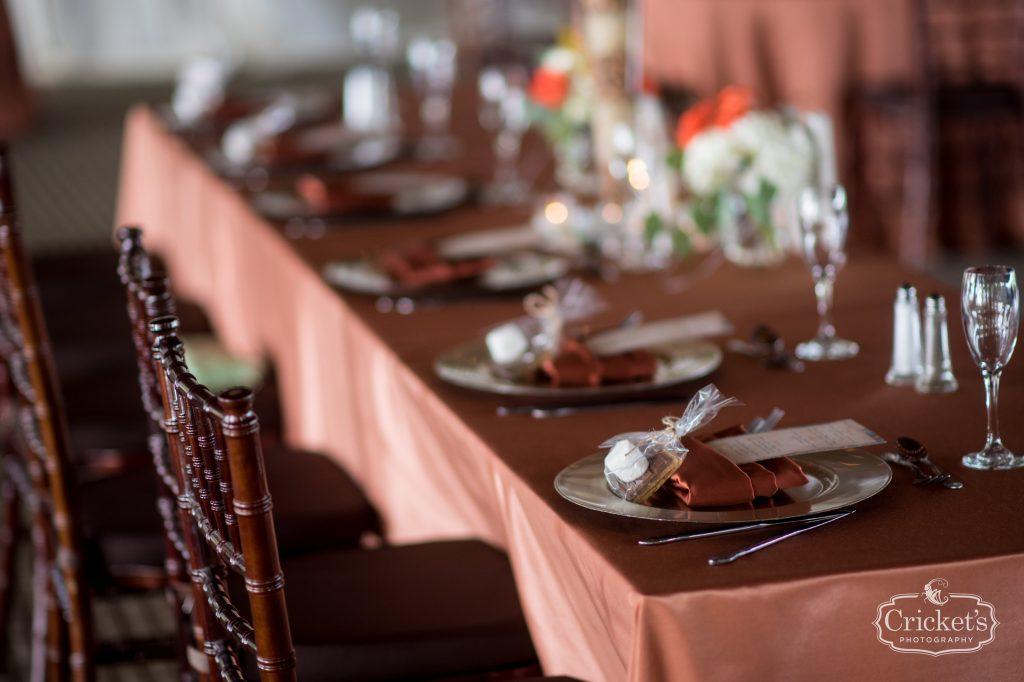 Table Reception Settings | Travel Themed Inspired Wedding Mission Inn Resort Orlando Florida Anna Christine Events Cricket's Photo & Cinema