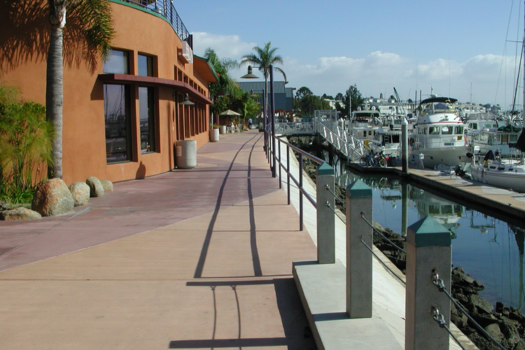 Sun Harbor Marina, San Diego, CA - Sampo Engineering Inc