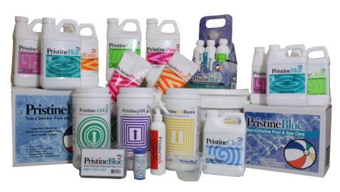 PristineBlue® – Chlorine Alternative*