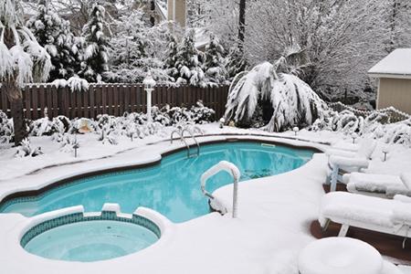 Winterizing Your Swimming Pool