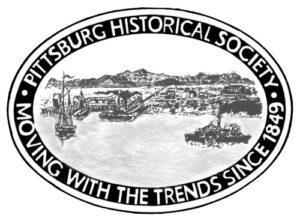 Pittsburg Historical Society Round Logo