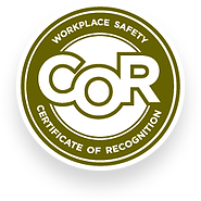 Workplace Safety Certificate of Recognition Logo