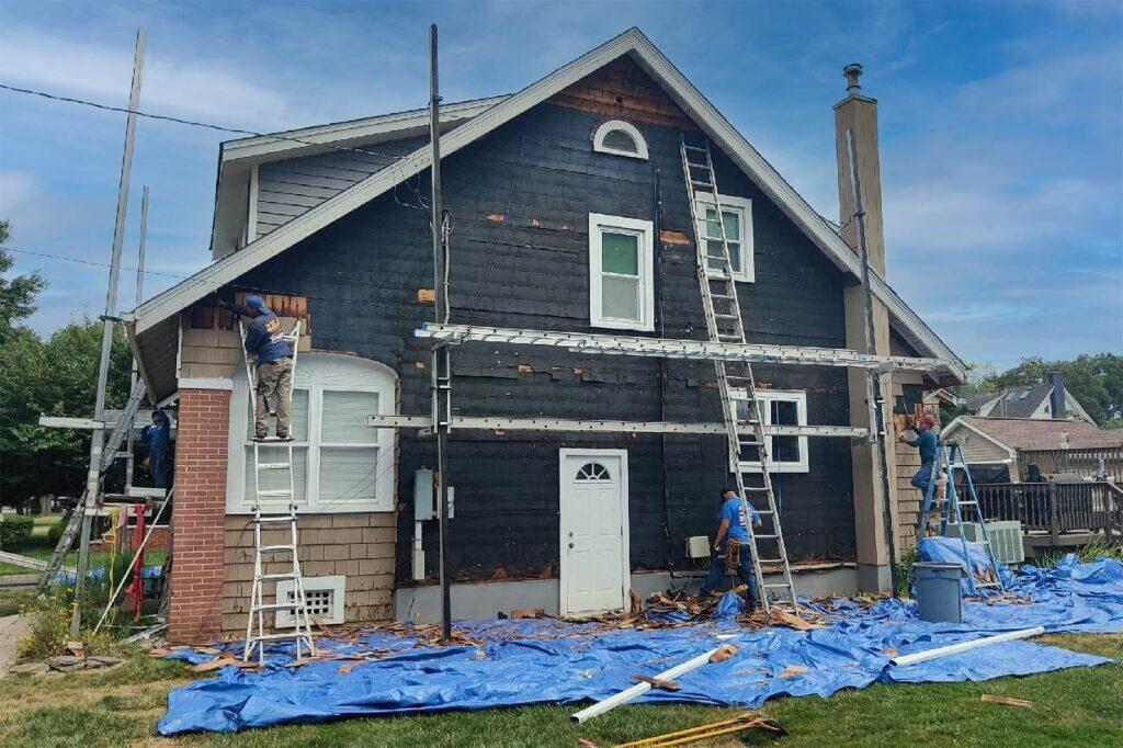 NJ Siding Installation Services