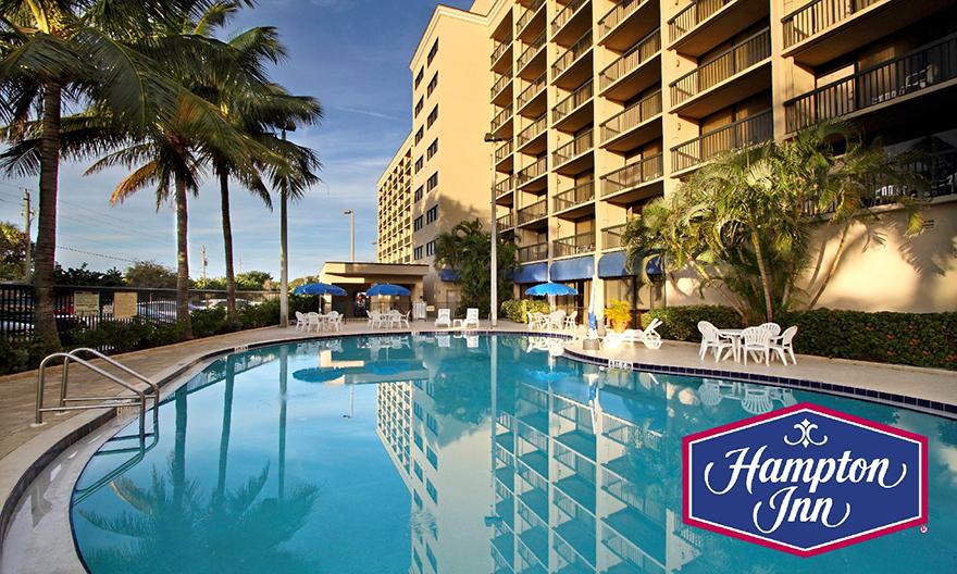 Cocoa Beach Hampton Inn