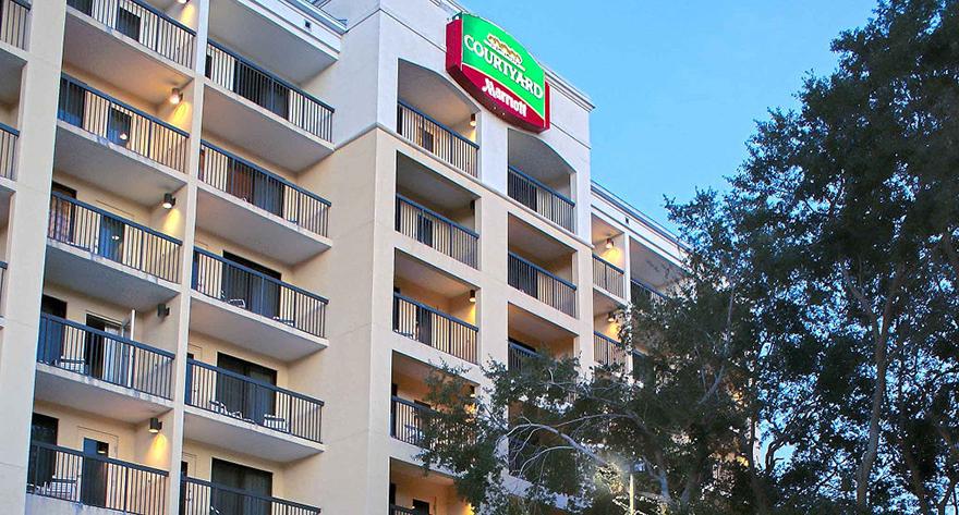 Cocoa Beach Courtyard Marriott