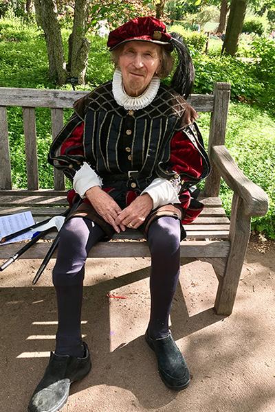 Chuck Wilcox Will Shakespeare