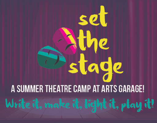 Set the Stage at Arts Garage Delray
