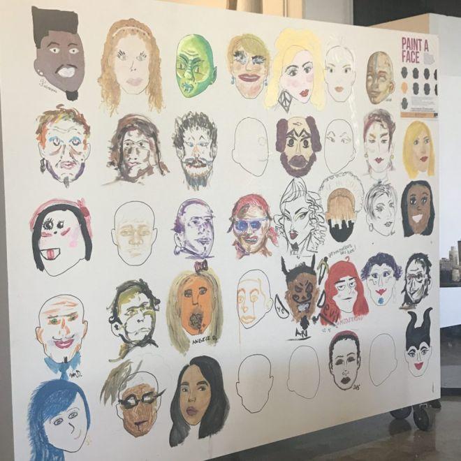 Interactive Art Exhibit South Florida