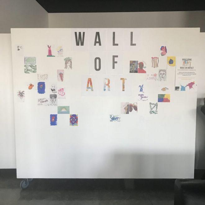 Interactive Art Exhibit Delray Beach