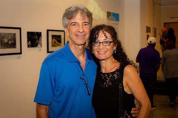 Art walk downtown Delray Beach