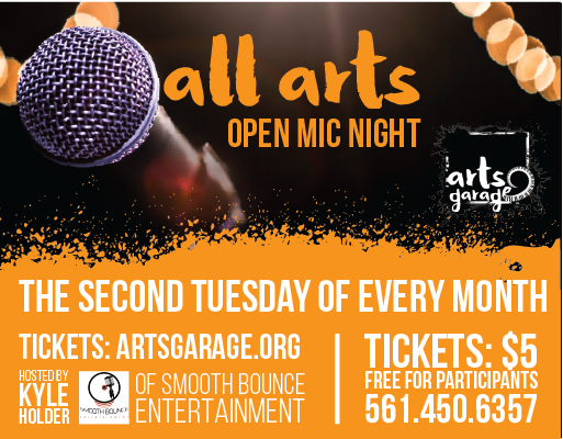 All Arts Open Mic