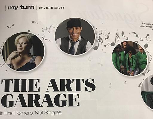 Delray Magazine Arts Garage Feature