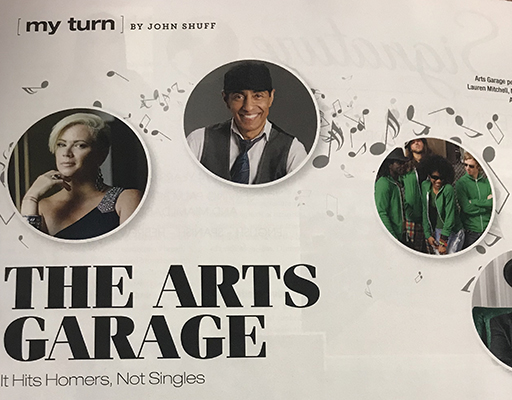 Delray Magazine Arts Garage Feature