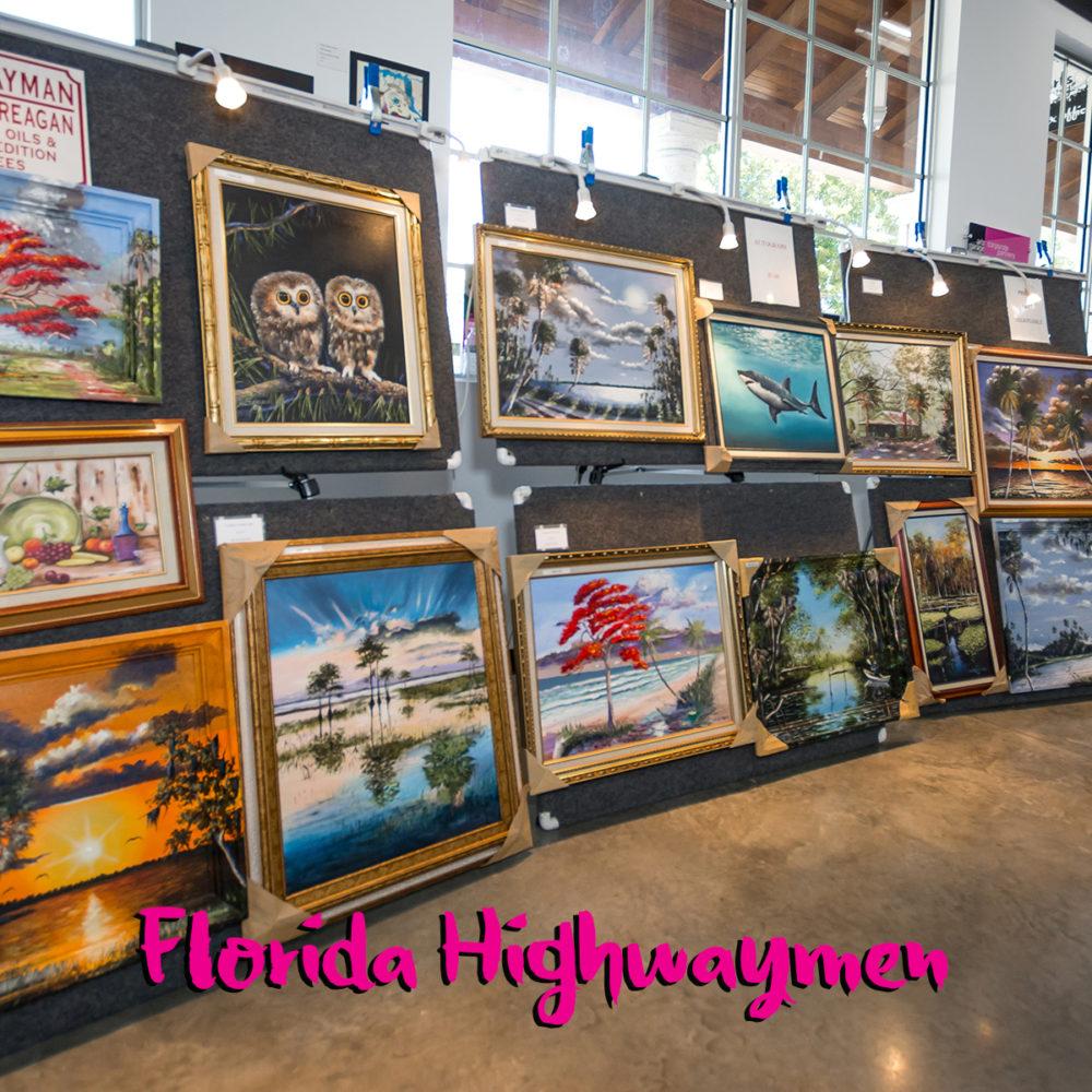 Florida Highwaymen Exhibit