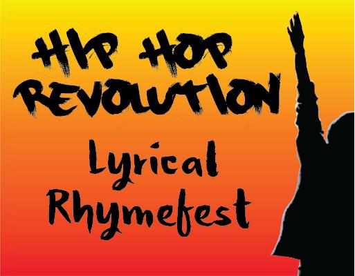 Hip Hop Lyrical Rhymefest at Arts Garage in July 2019