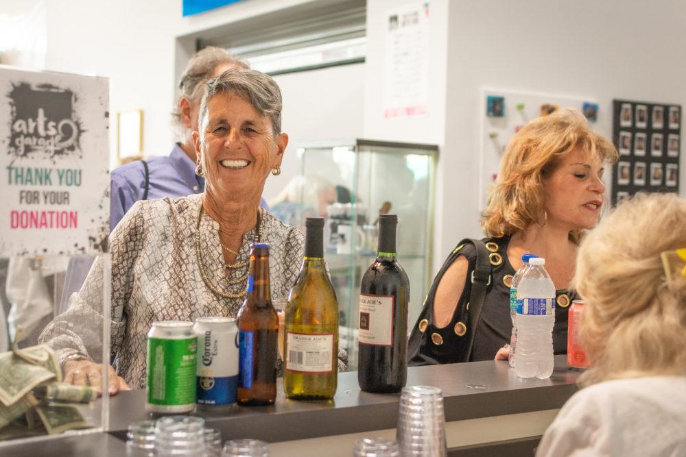 Marjorie's Minutes new bar