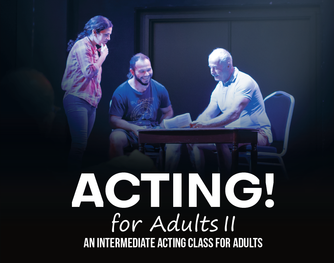 Acting for Adults II at Arts Garage