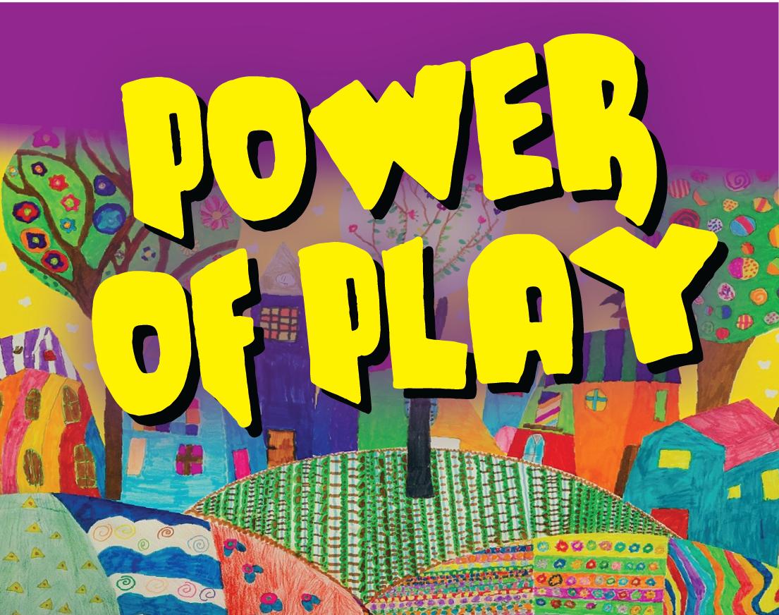 Power of Play at Arts Garage