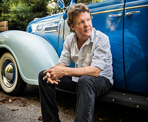 Steve Forbert at Arts Garage in February 2020