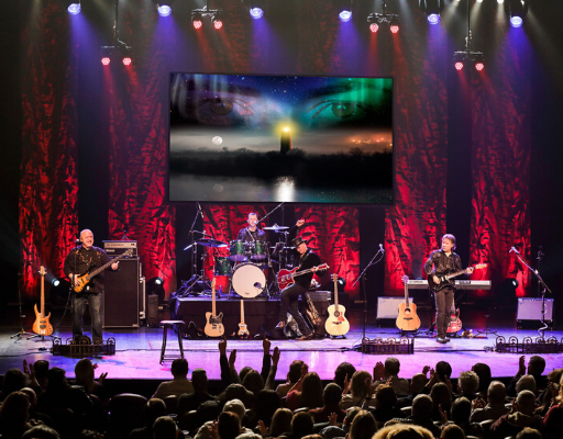 Hotel California at Arts Garage in March 2020