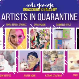 Artists in Quarantine