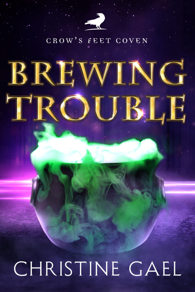 Brewing Trouble by Christine Gael
