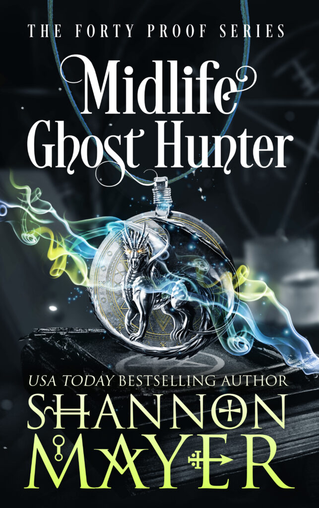 Midlife Ghost Hunter by Shannon Mayer