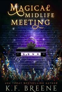 Magical Midlife Meeting by K.F. Breene