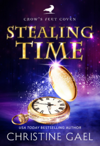 Stealing Time by Christine Gael