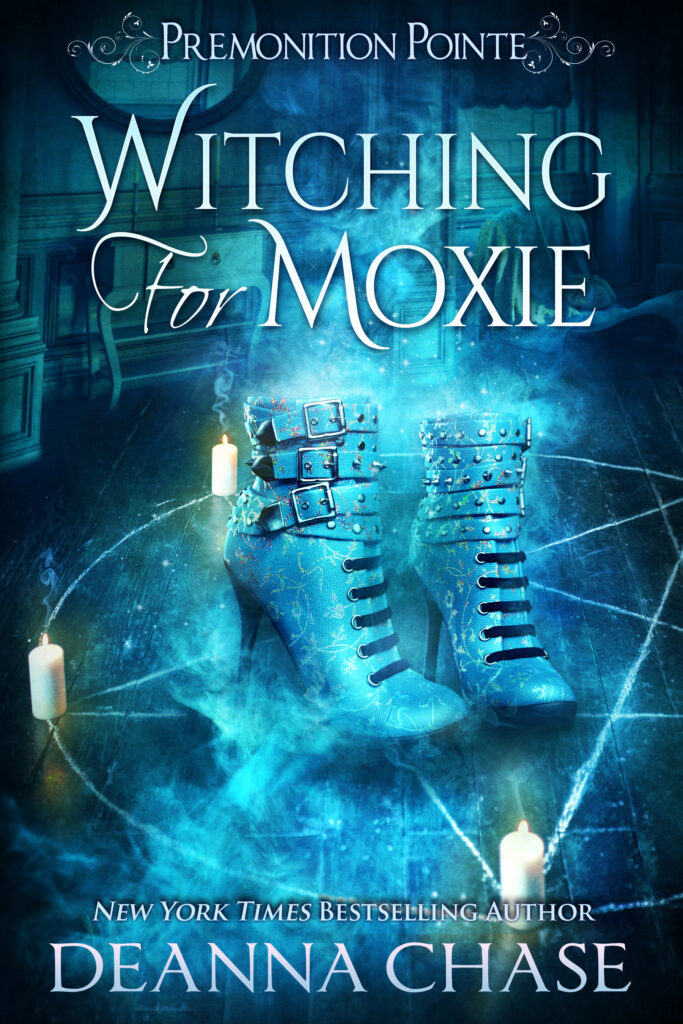 Witching for Moxie by Deanna Chase