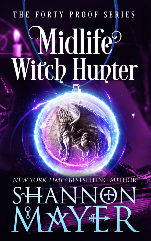 Midlife Witch Hunter by Shannon Mayer