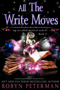 All the Write Moves by Robyn Peterman