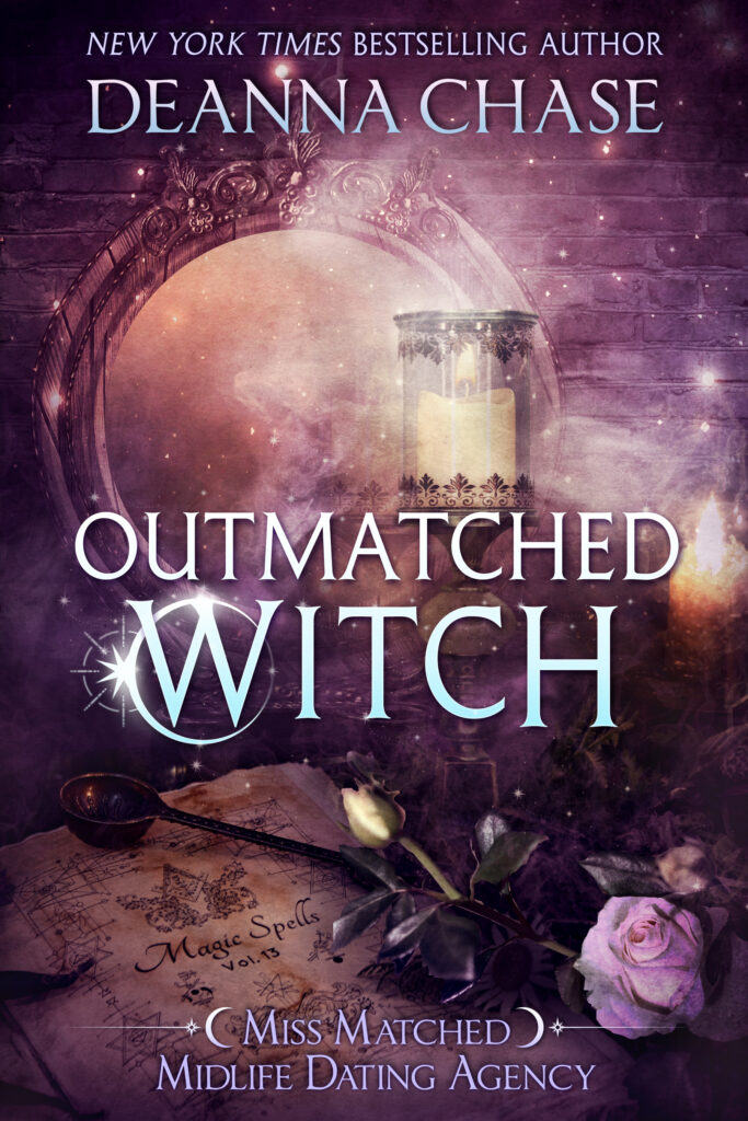 Outmatched Witch by Deanna Chase