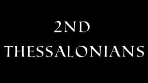 2 Thessalonians 1