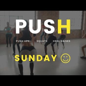 Push Day 4