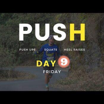 PUSH Day 9
