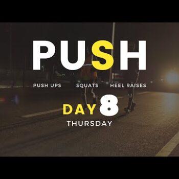 PUSH day 8