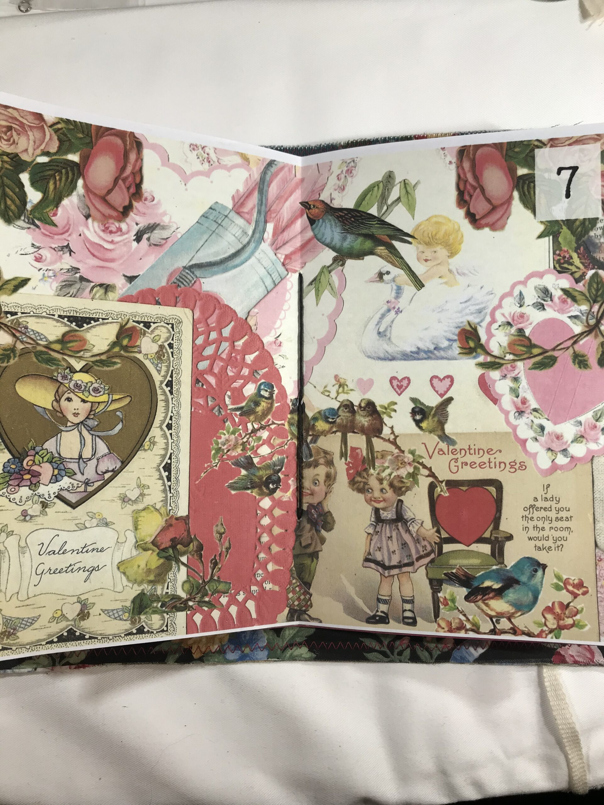 Journal Made with the Ezine