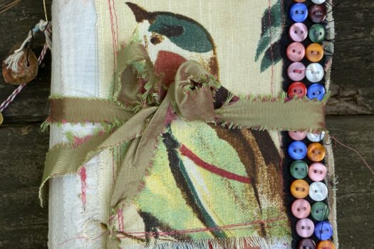 New Boho Birds / Art Journal