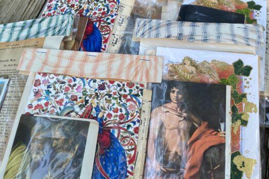 Beautiful Religious Journal and Ephemera Packs (ALL SOLD)