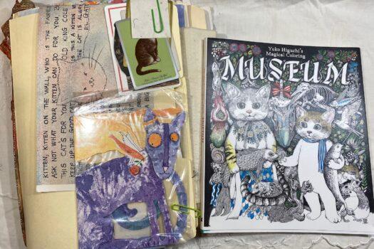 Cat-Theme Junk Journal Kit (SOLD)